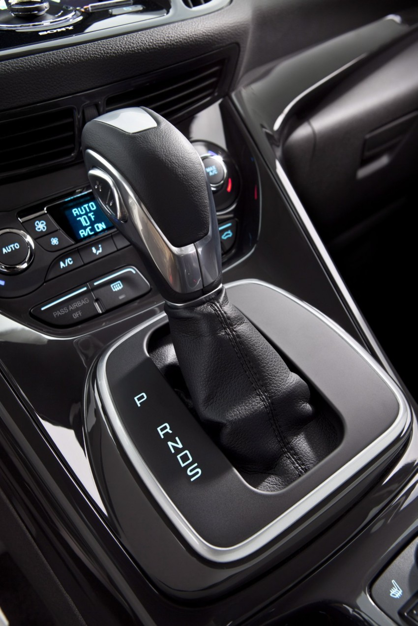 2013 Ford Escape debuts in LA – call it the Kuga too! Image #76855