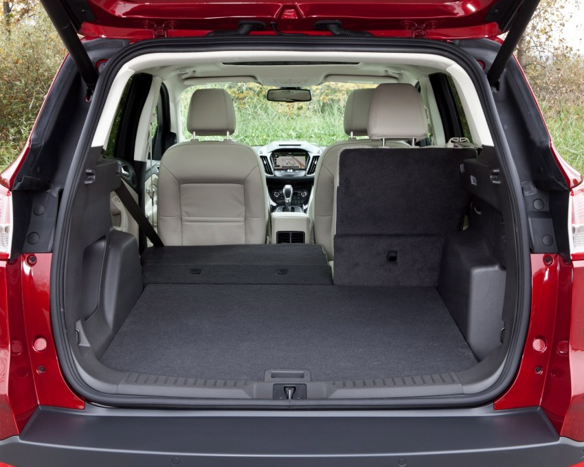 2013 Ford Escape debuts in LA – call it the Kuga too! Image #76857