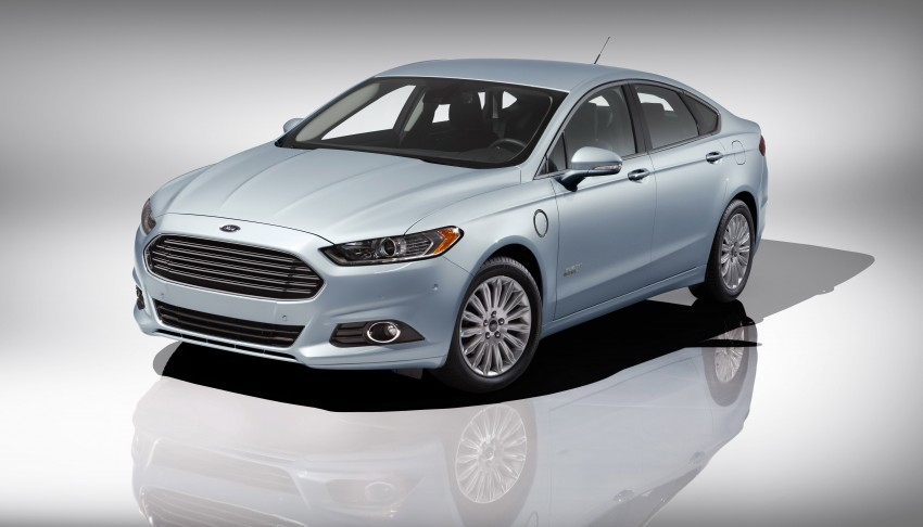 New Ford Fusion previews next-gen Mondeo for the world Image #83500