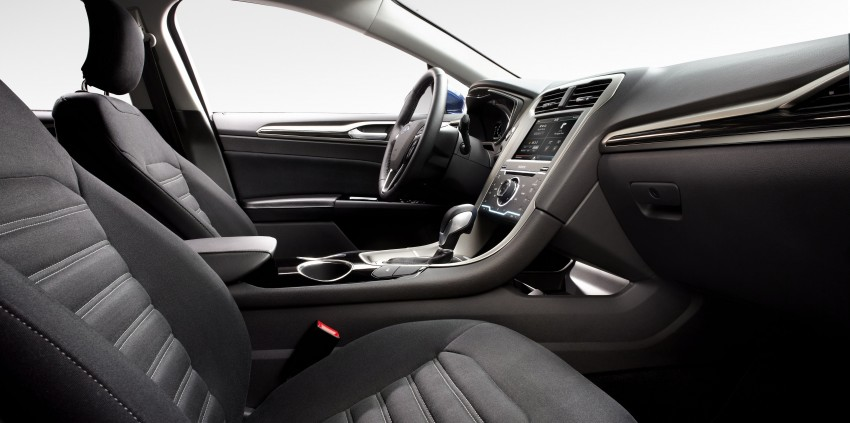 New Ford Fusion previews next-gen Mondeo for the world Image #83497