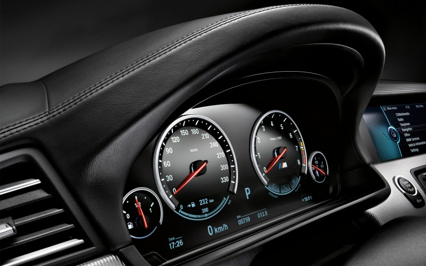 F10 BMW M5 to be launched on March 10, 2012 Image #86690