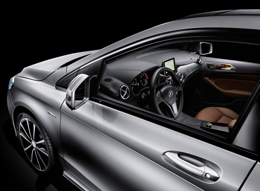 All-new Mercedes-Benz B-Class officially revealed! Image #66140