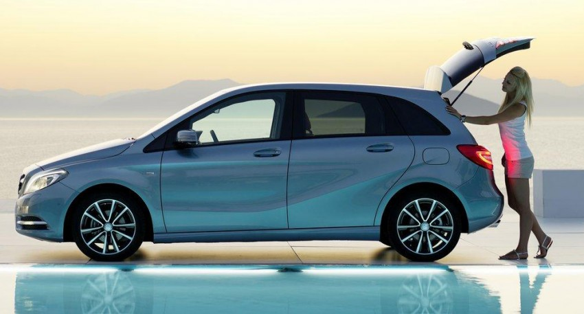 All-new Mercedes-Benz B-Class officially revealed! Image #66163