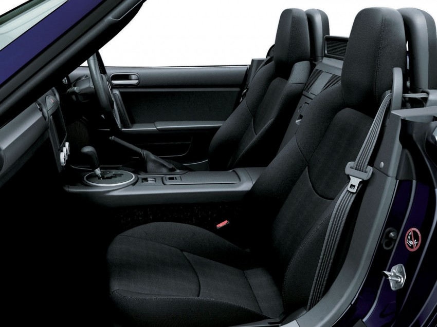 Mazda MX-5 upgraded and now being sold in Japan Image #116358