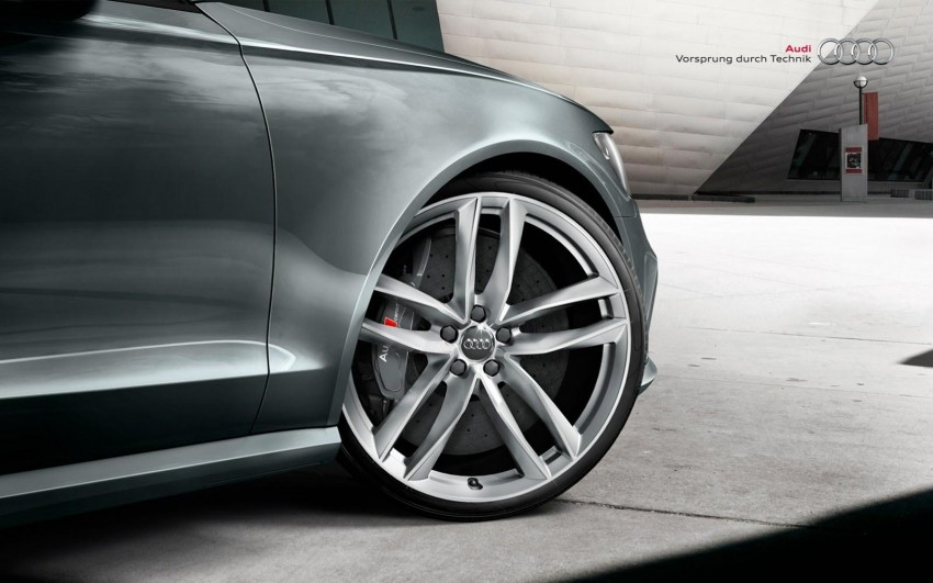 Audi RS 6 Avant – 560 PS, 0-100 km/h in 3.9 seconds Image #144865