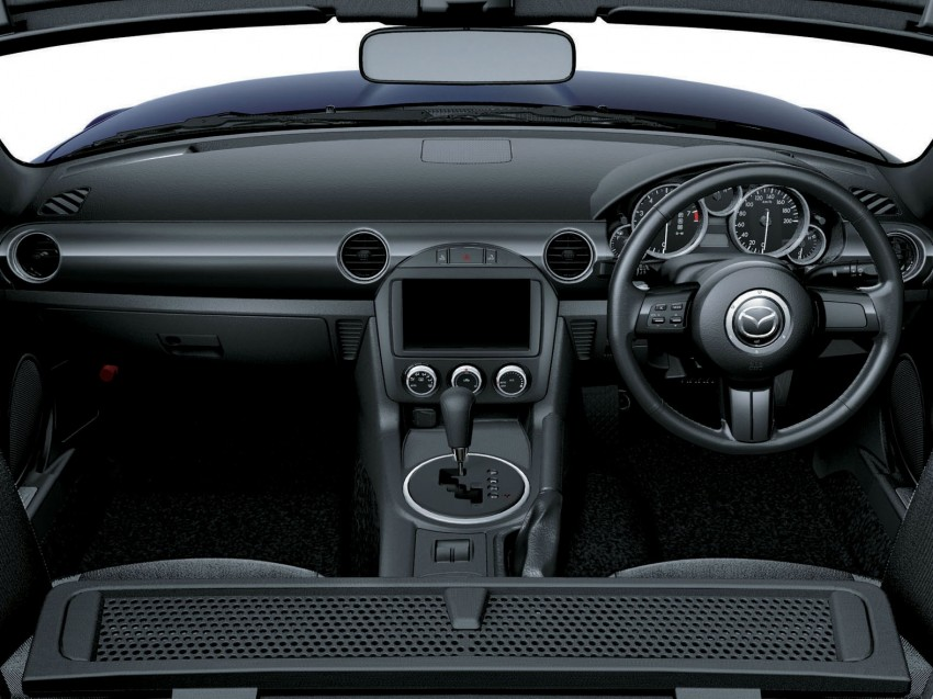 Mazda MX-5 upgraded and now being sold in Japan Image #116359
