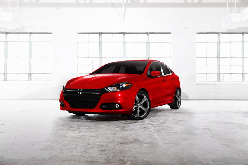Dodge Dart, American 'Alfa Giulietta Sedan' looking good Image #82818