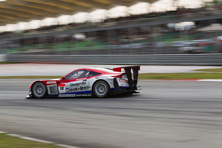 Autobacs Super GT 2012 Round 3: Weider HSV-010 and Hankook Porsche win from pole position Image #111977