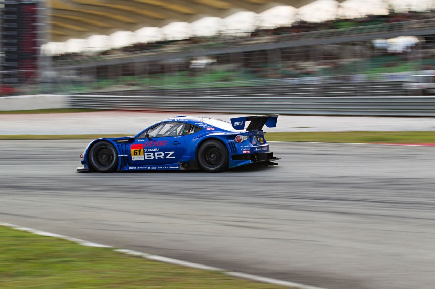 Autobacs Super GT 2012 Round 3: Weider HSV-010 and Hankook Porsche win from pole position Image #111978