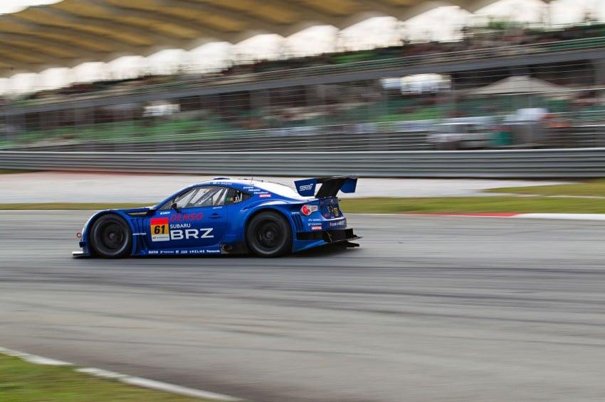 Autobacs Super GT 2012 Round 3: Weider HSV-010 and Hankook Porsche win from pole position Image #111979