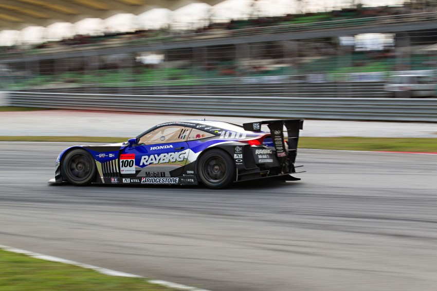 Autobacs Super GT 2012 Round 3: Weider HSV-010 and Hankook Porsche win from pole position Image #111980
