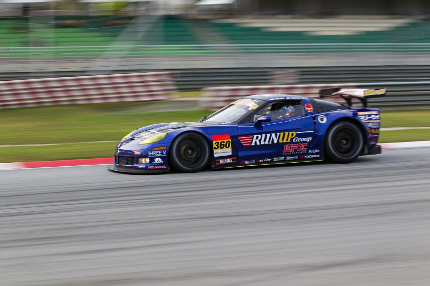 Autobacs Super GT 2012 Round 3: Weider HSV-010 and Hankook Porsche win from pole position Image #111981