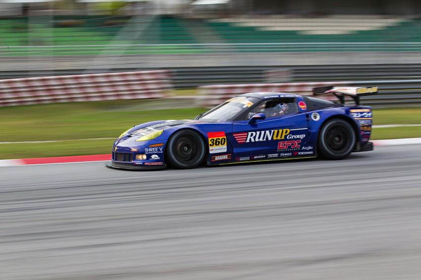 Autobacs Super GT 2012 Round 3: Weider HSV-010 and Hankook Porsche win from pole position Image #111981