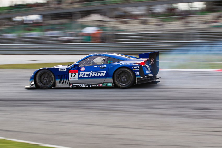 Autobacs Super GT 2012 Round 3: Weider HSV-010 and Hankook Porsche win from pole position Image #111986