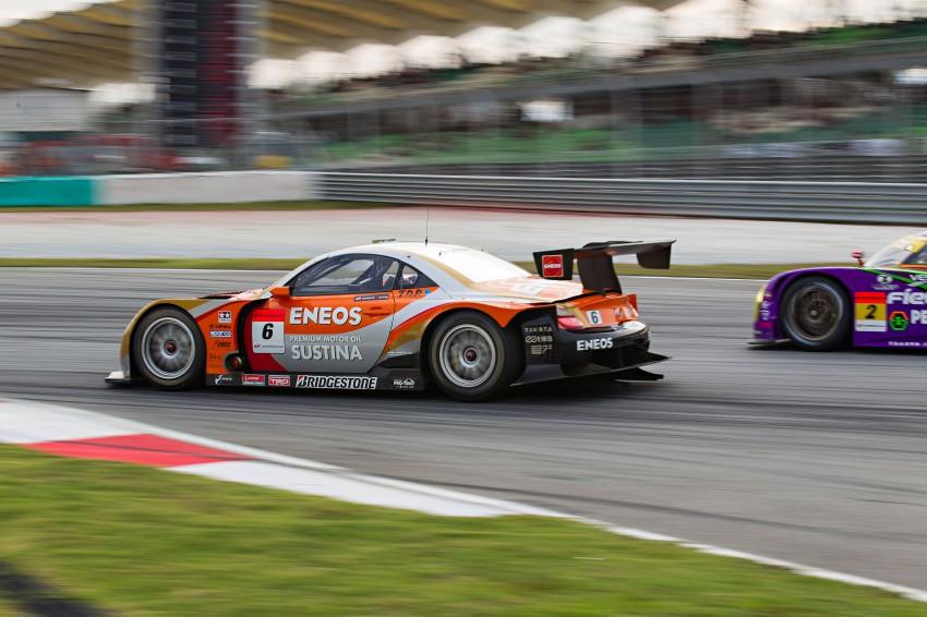 Autobacs Super GT 2012 Round 3: Weider HSV-010 and Hankook Porsche win from pole position Image #111991