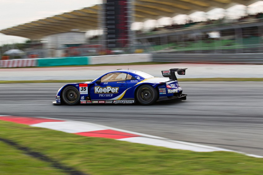 Autobacs Super GT 2012 Round 3: Weider HSV-010 and Hankook Porsche win from pole position Image #111992