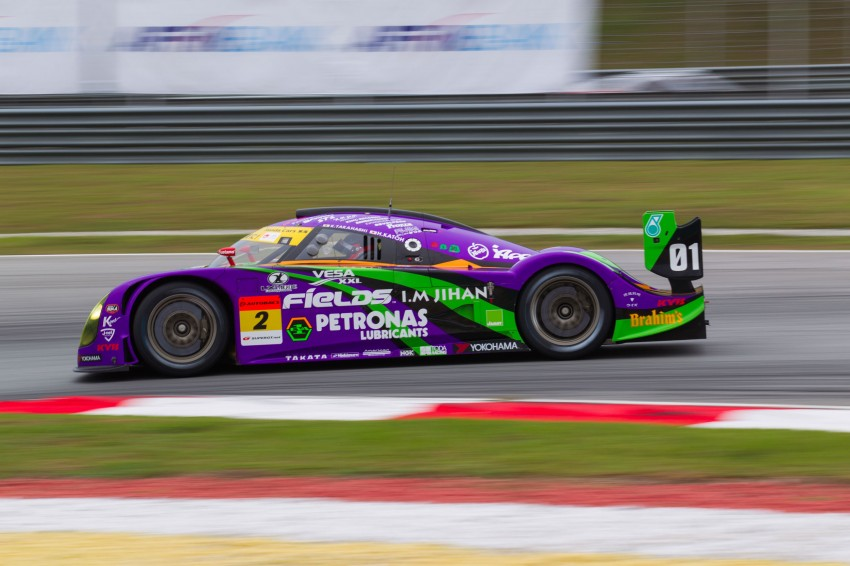 Autobacs Super GT 2012 Round 3: Weider HSV-010 starts from pole once again Image #111238