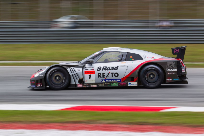 Autobacs Super GT 2012 Round 3: Weider HSV-010 starts from pole once again Image #111239