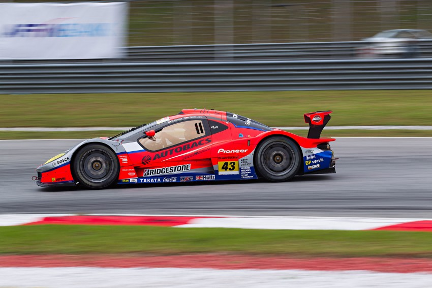 Autobacs Super GT 2012 Round 3: Weider HSV-010 starts from pole once again Image #111241