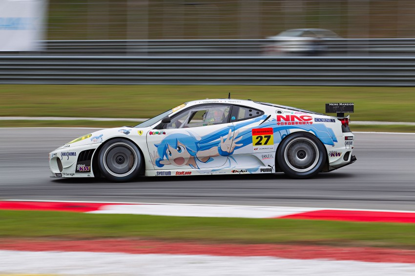Autobacs Super GT 2012 Round 3: Weider HSV-010 starts from pole once again Image #111242