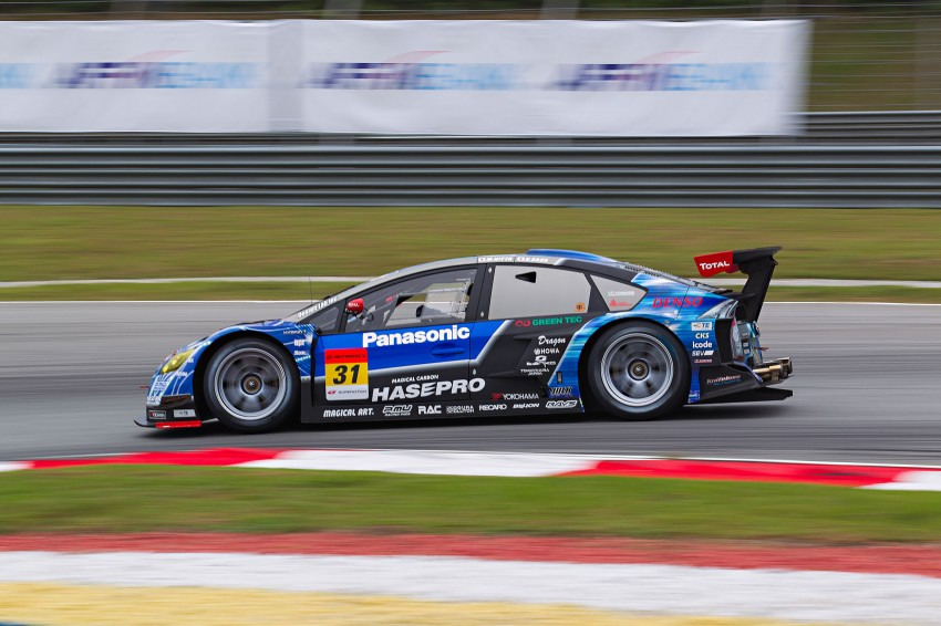 Autobacs Super GT 2012 Round 3: Weider HSV-010 starts from pole once again Image #111246