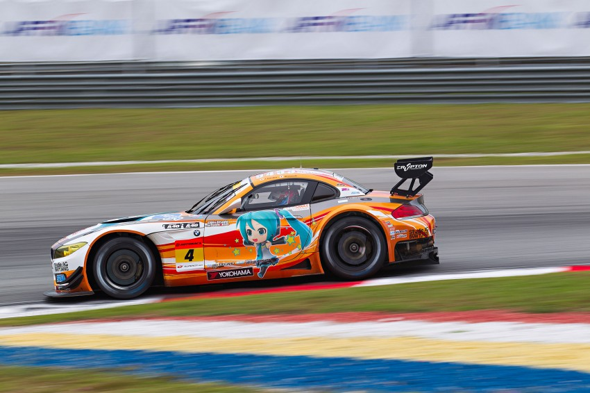 Autobacs Super GT 2012 Round 3: Weider HSV-010 starts from pole once again Image #111247