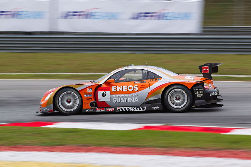 Autobacs Super GT 2012 Round 3: Weider HSV-010 starts from pole once again Image #111257
