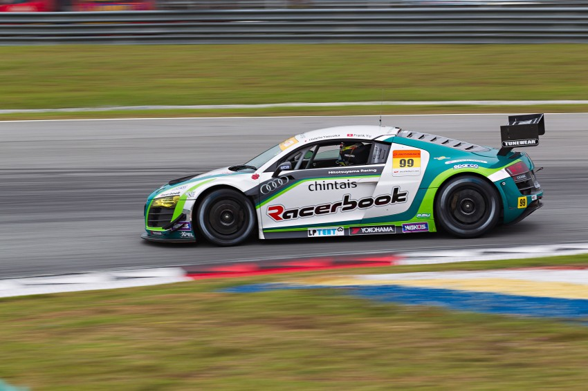 Autobacs Super GT 2012 Round 3: Weider HSV-010 starts from pole once again Image #111261