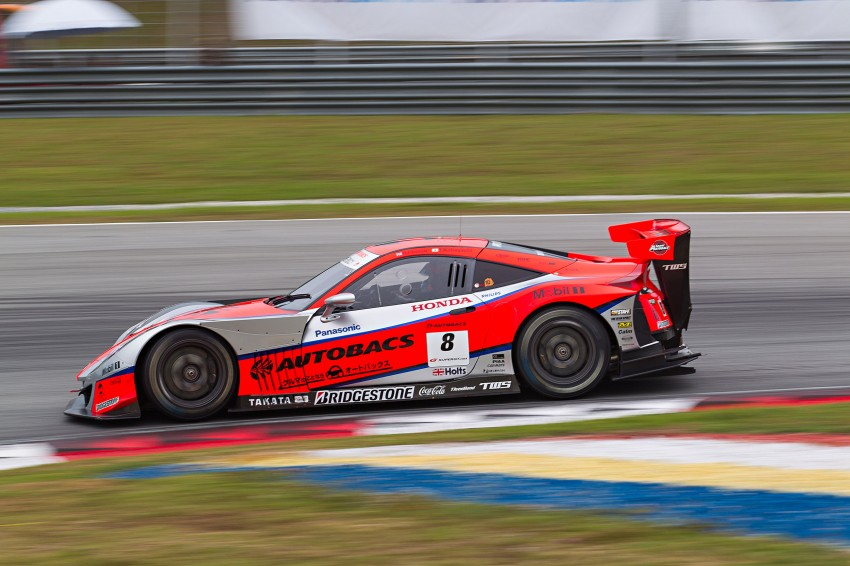 Autobacs Super GT 2012 Round 3: Weider HSV-010 starts from pole once again Image #111262