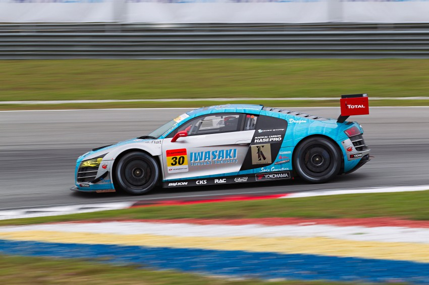 Autobacs Super GT 2012 Round 3: Weider HSV-010 starts from pole once again Image #111266