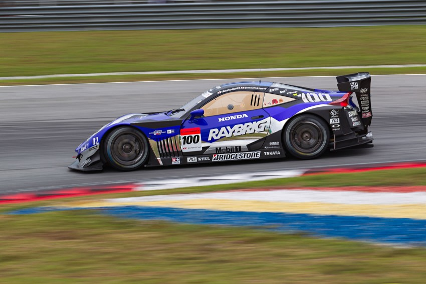 Autobacs Super GT 2012 Round 3: Weider HSV-010 starts from pole once again Image #111268