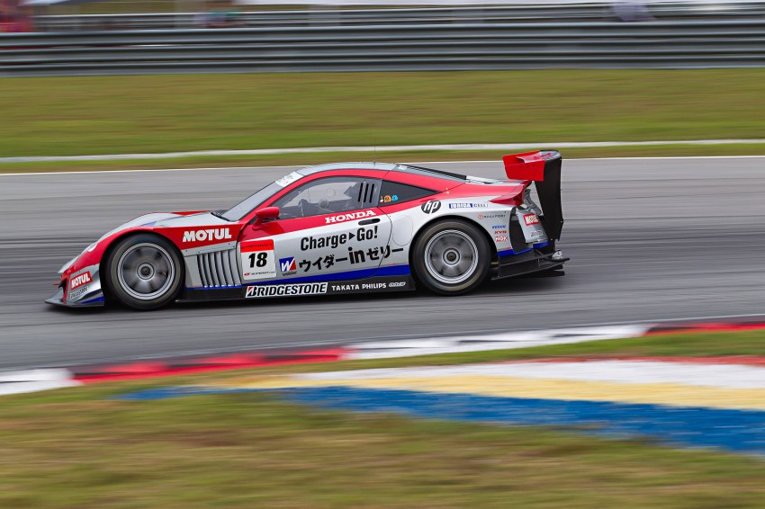 Autobacs Super GT 2012 Round 3: Weider HSV-010 starts from pole once again Image #111269