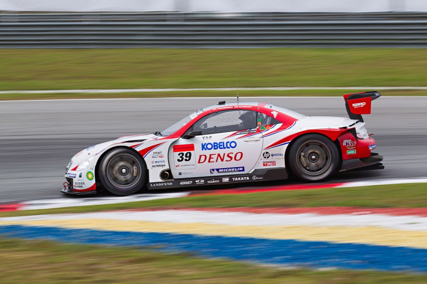 Autobacs Super GT 2012 Round 3: Weider HSV-010 starts from pole once again Image #111271