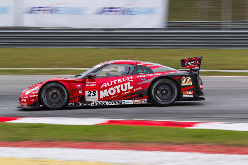 Autobacs Super GT 2012 Round 3: Weider HSV-010 starts from pole once again Image #111272