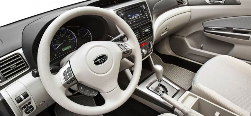 2012 Subaru Forester pricing revised in Malaysia Image #116988