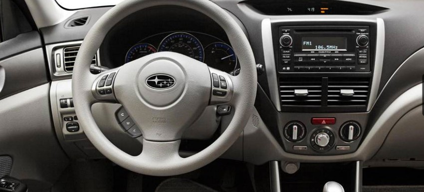 2012 Subaru Forester pricing revised in Malaysia Image #116989