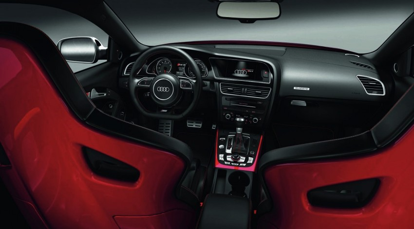 Frankfurt: Audi presents the refreshed 444 hp / 430 Nm RS5 Image #69044