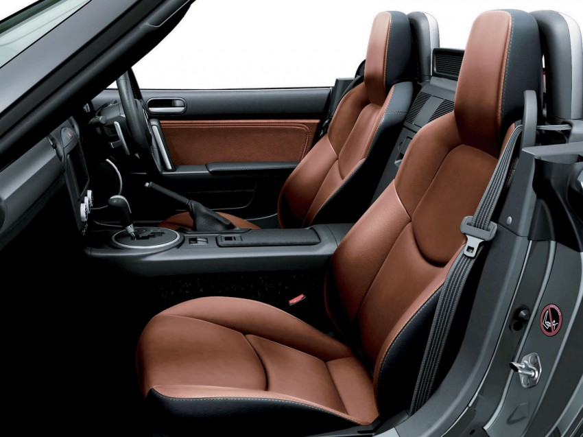 Mazda MX-5 upgraded and now being sold in Japan Image #116360