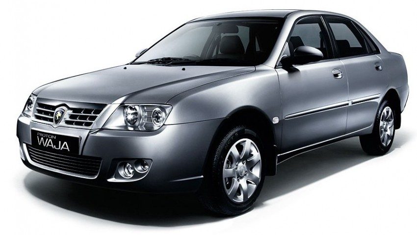2007 Proton Waja Facelift Launched Image #156467