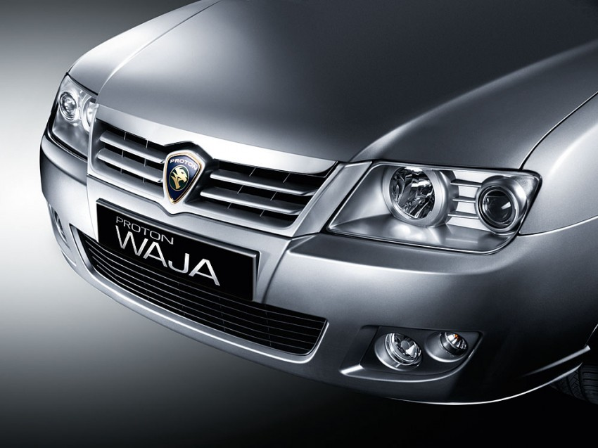 2007 Proton Waja Facelift Launched Image #156461