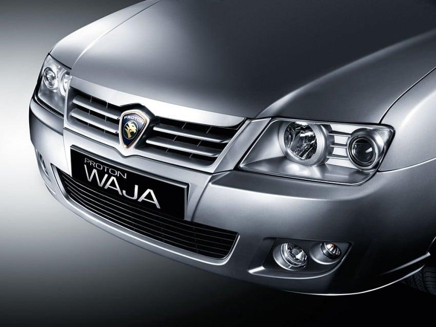 2007 Proton Waja Facelift Launched Image #156461