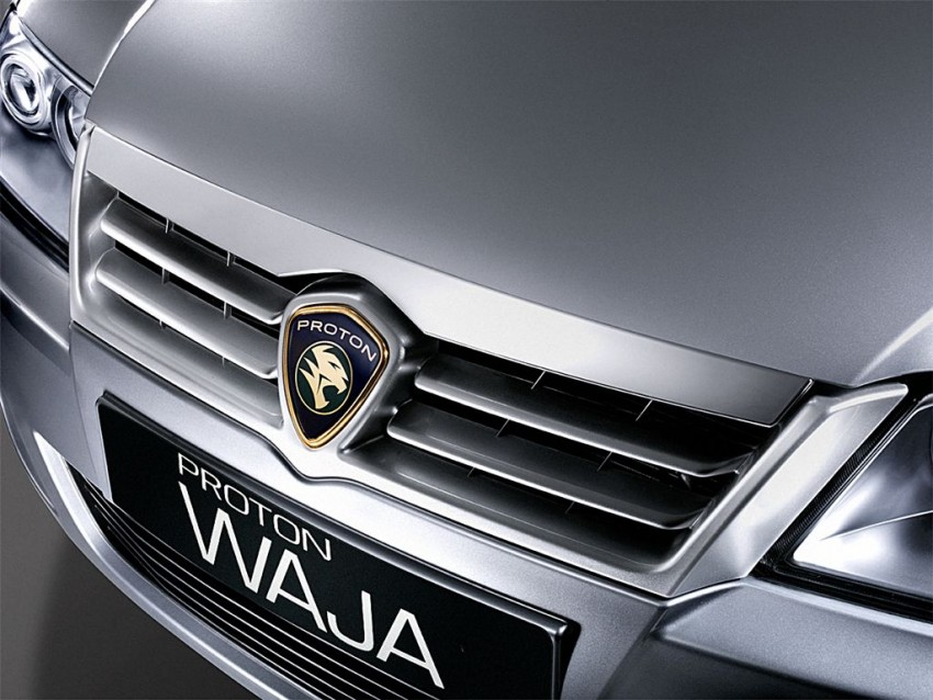 2007 Proton Waja Facelift Launched Image #156452