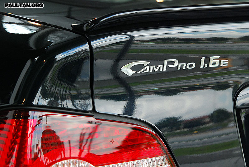 2007 Proton Waja Facelift Launched Image #156451