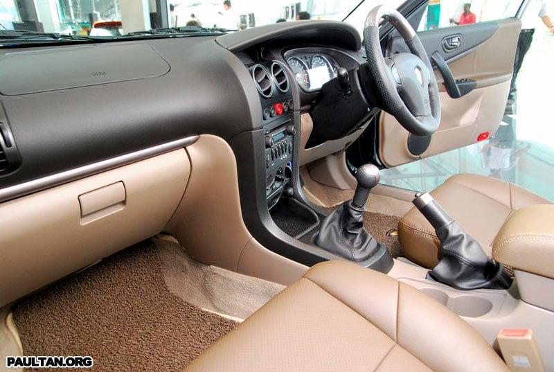 2007 Proton Waja Facelift Launched Image #156447