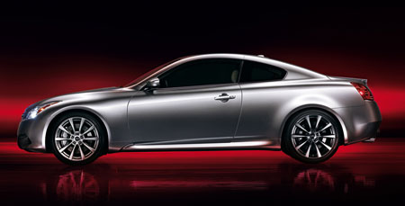 Infiniti G37 Official Details Released Image #4352