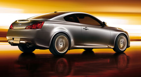 Infiniti G37 Official Details Released Image #4353