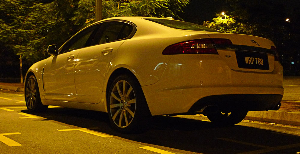 Jaguar Xf 2018 >> Jaguar XF 3.0 V6 Test Drive Review Paul Tan - Image 156543