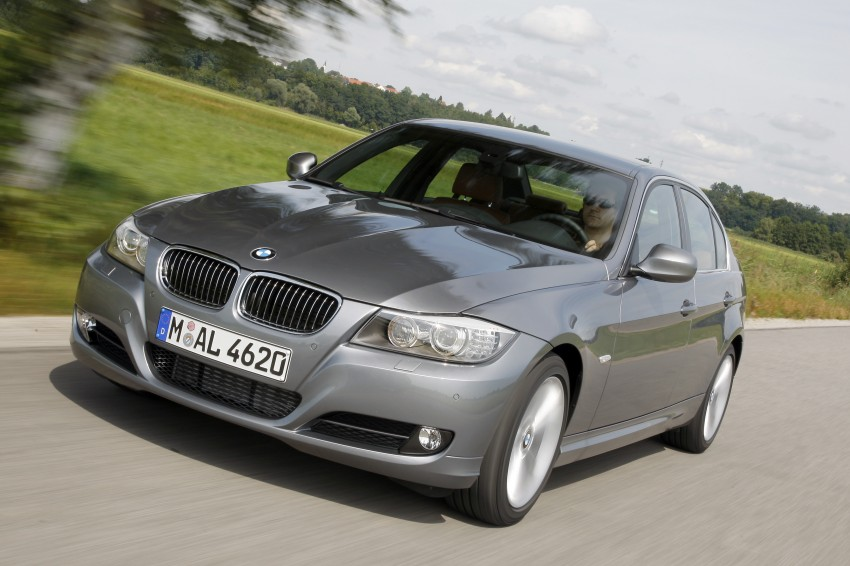 2009 BMW 335i and 330d LCI Review Image #273595
