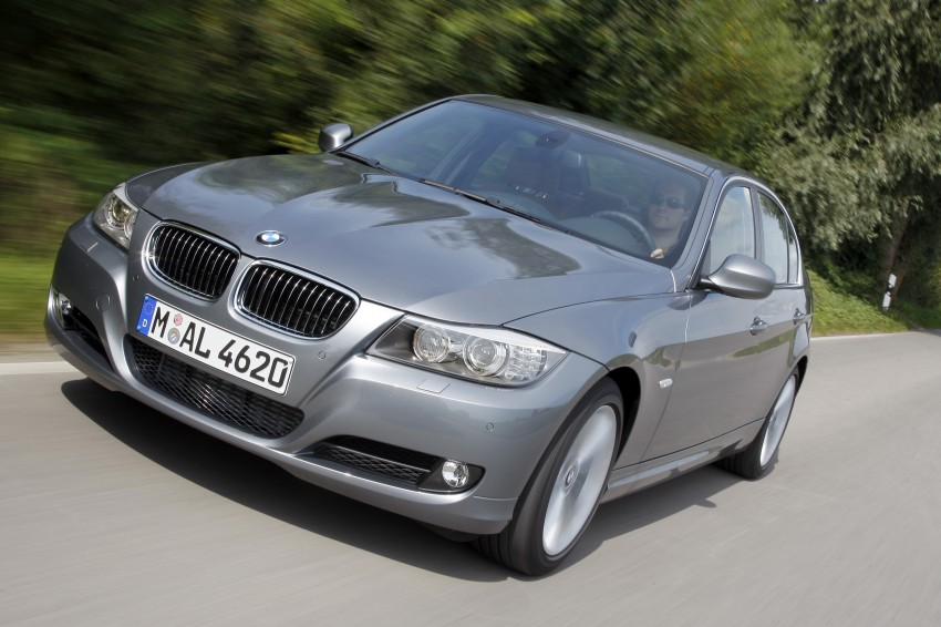 2009 BMW 335i and 330d LCI Review Image #273593