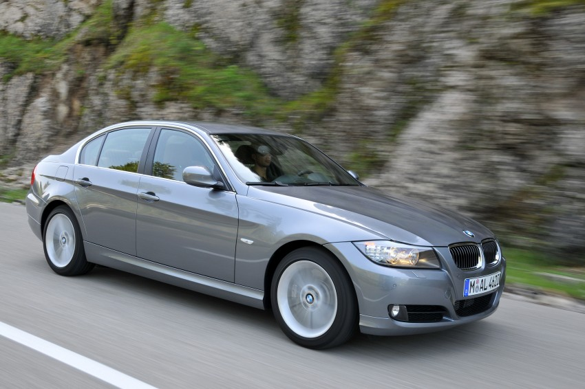 2009 BMW 335i and 330d LCI Review Image #273592
